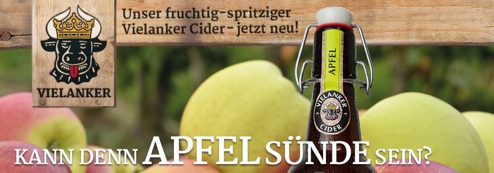 Vielanker Cider!